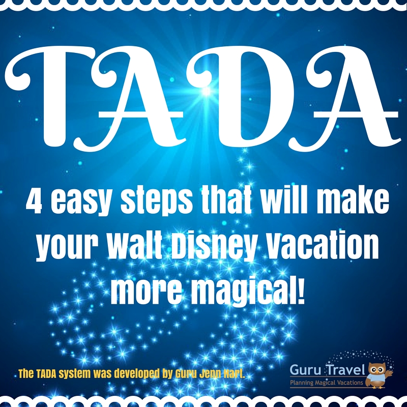 4ce1b750932b44 4 Easy Steps That Will Make Your Walt Disney World Planning More Magical   Part 1